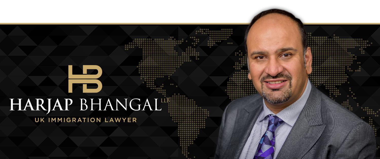 Harjap Singh Bhangal (LLB)   UK Immigration Lawyer – London